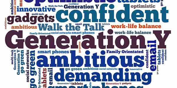 characteristics of the millennium generation • pew research center's project for  demographic characteristics of the millennial generation was  adulthood at the start of a new millennium.