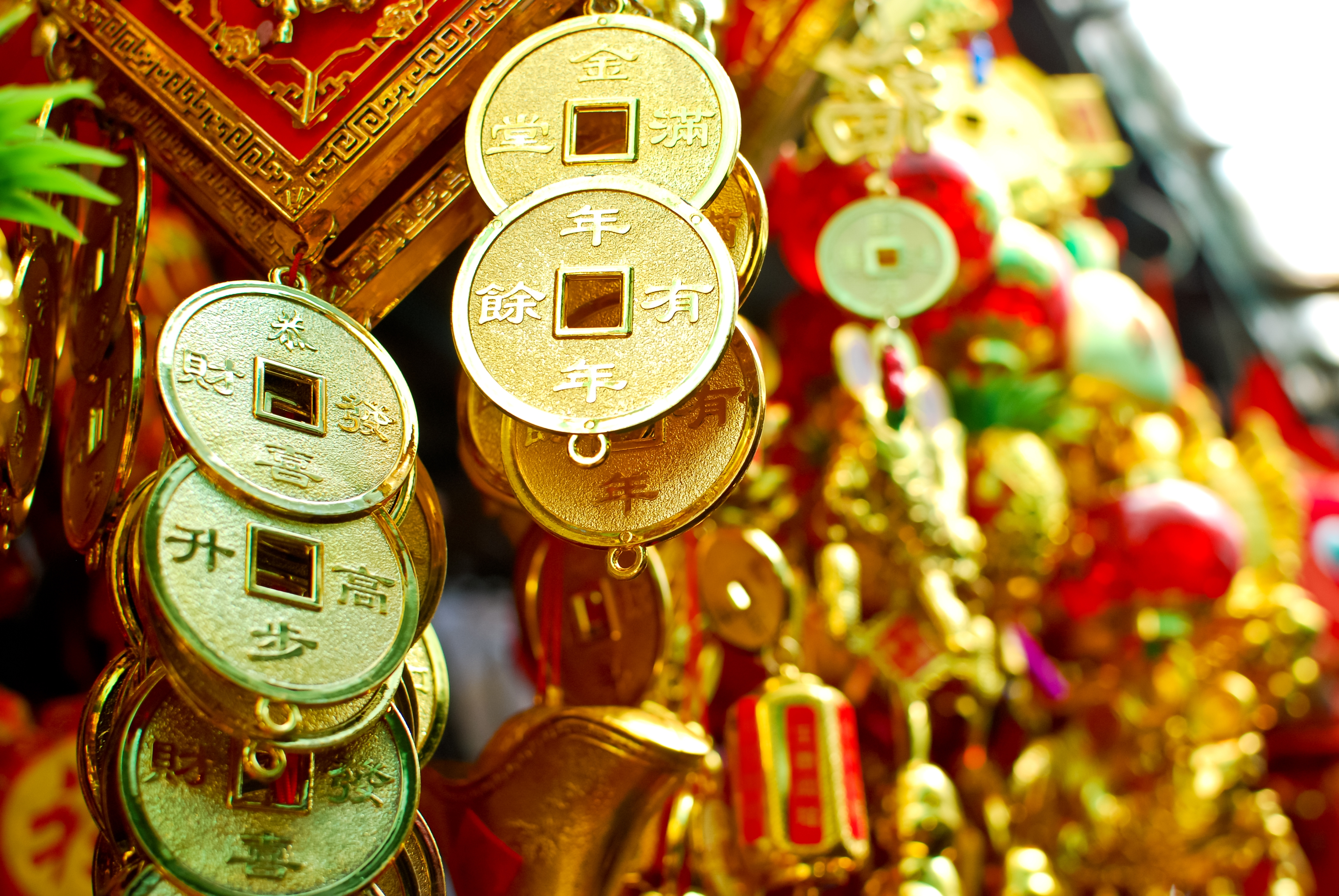 Gold Poised to Continue Higher into Chinese New Year ...