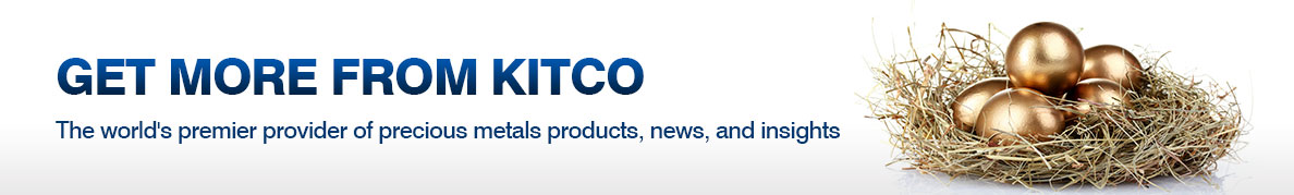 Get more from Kitco