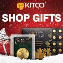 Holiday Promo Gold Bullion