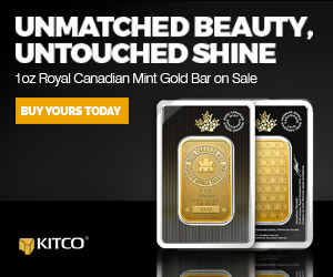 1oz Gold RCM Bar