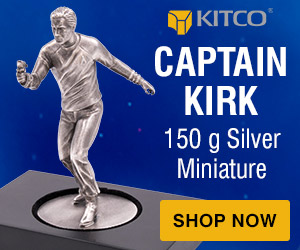 Captain Kirk Miniature