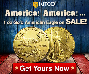 1oz Gold American Eagle