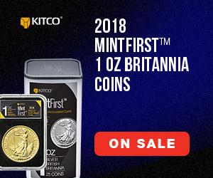 MintFirst Britannia's