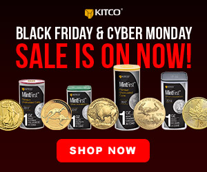 Black Friday & Cyber Monday Mint First