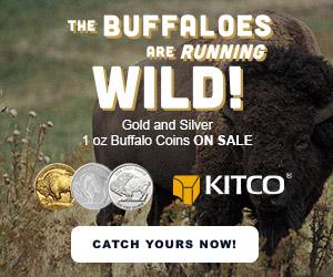 Gold & Silver Buffalo Coins