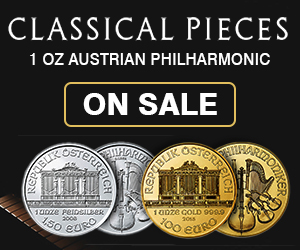 Gold and Silver Philharmonics