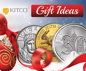 Holiday Promo Bullion Coins
