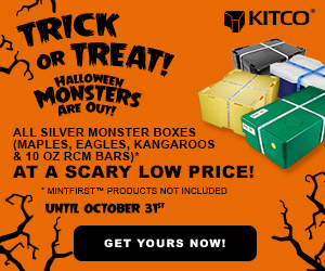 Monster Box Halloween Promo