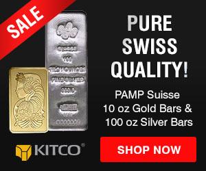 PAMP Suisse Bars