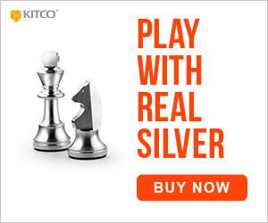 Silver Chess Set