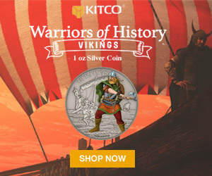 Warriors of History-Viking Coin