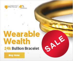 Bullion Bracelet