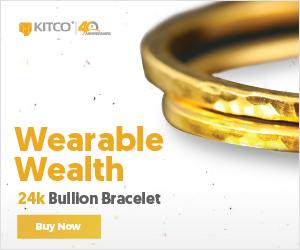 24K Bullion Bracelets