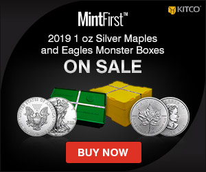 MintFirst Silver Maples & Silver Eagles Monster Boxes