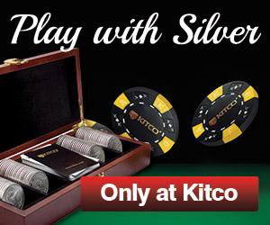 Silver Poker Sets