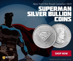 Superman Bullion Coin