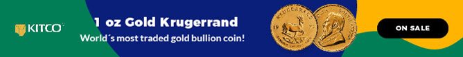 1 oz Gold Krugerrand