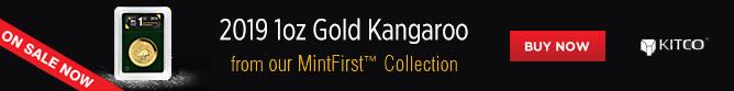 2019 MintFirst Gold Kangaroo