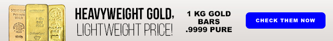 Gold Kilo Bars