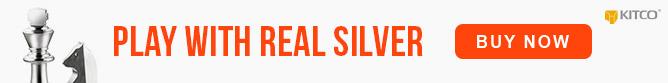Silver Chess Set