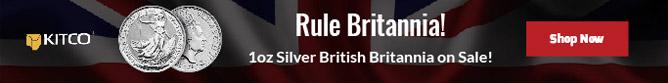 Silver Britannia