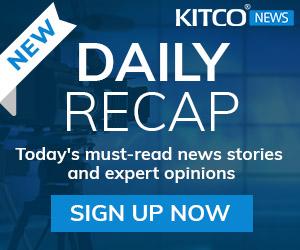 Kitco Daily Recap