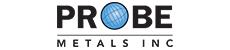 Probe Metals Logo