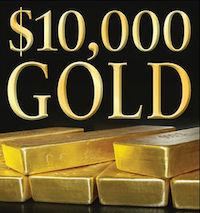 China Catalyst To Send Gold Over $10,000 Per Ounce?