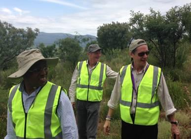 Ivanhoe, Mines, South, Africa, Platreef