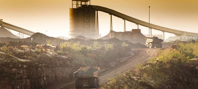 Orapa Processing Plant in Botswana - Image Property of De Beers