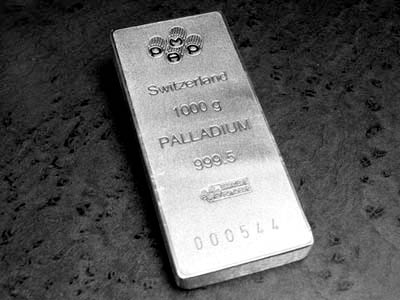 Palladium Rally Overdone Look For Prices To Fall By Year
