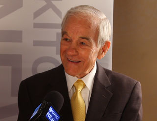 ron paul buy gold to protect against 50 equity correction kitco news