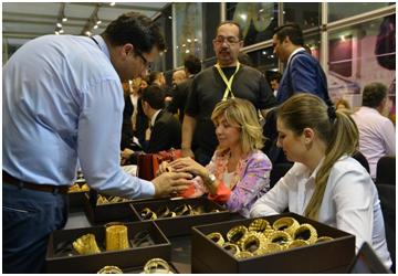 Gold Silver Demand Strong As Middle East Jewelry Fair Reports