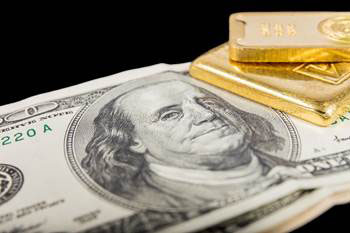 Bills and gold