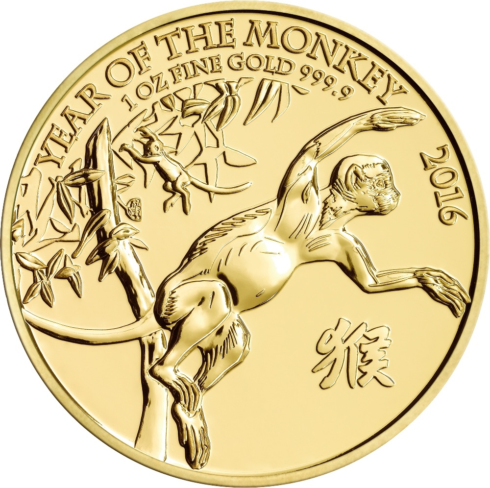 Year of the Monkey: Another Stellar New Year for Gold?