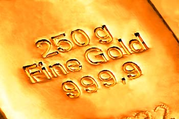 Gold mining annual report