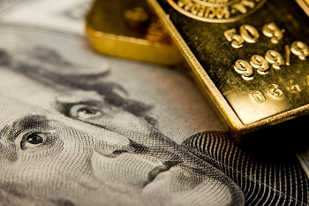 rising U.S. bond yields has caused a spike in mortage rates, which could be good for gold