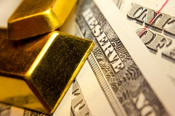 gold will take its lead from the U.S. dollar next week