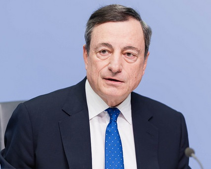 Gold Unable To Hold Gains After Optimistic Comments From ECB's Draghi