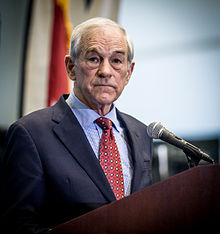Not 'Shocking' If Gold Jumps 50%, Stocks Fall 25% By October - Ron Paul