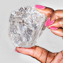 Too Big To Sell? World's Biggest Diamond Could Be Cut Up