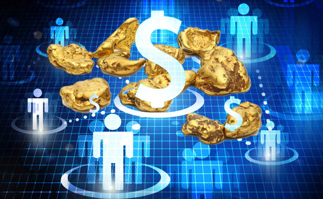TDS: Gold May Temporarily Move Back Above $1,300/Oz