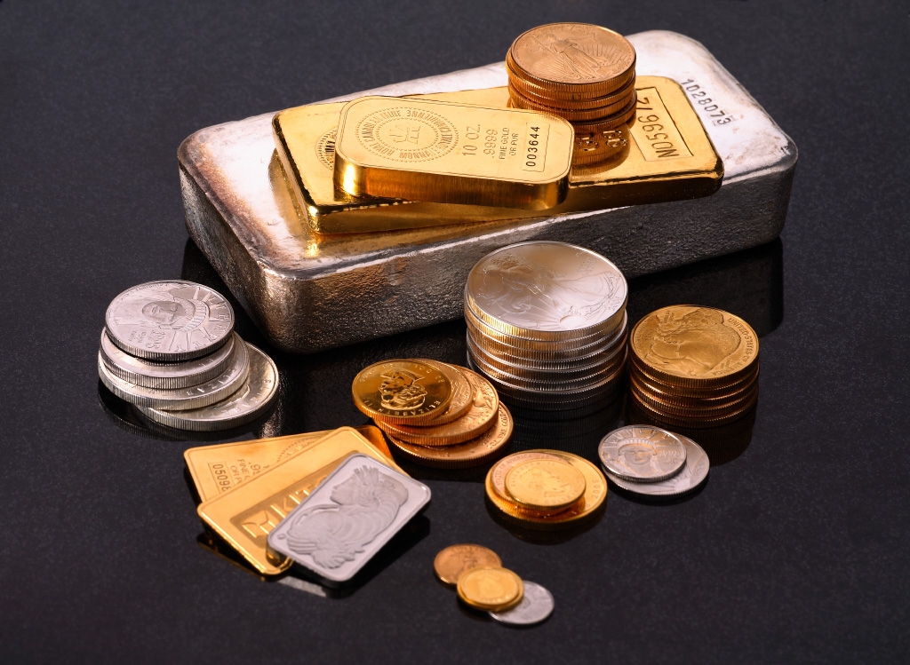 Comex Gold Bounces From 50 Day Avg Price Nears 20 Day