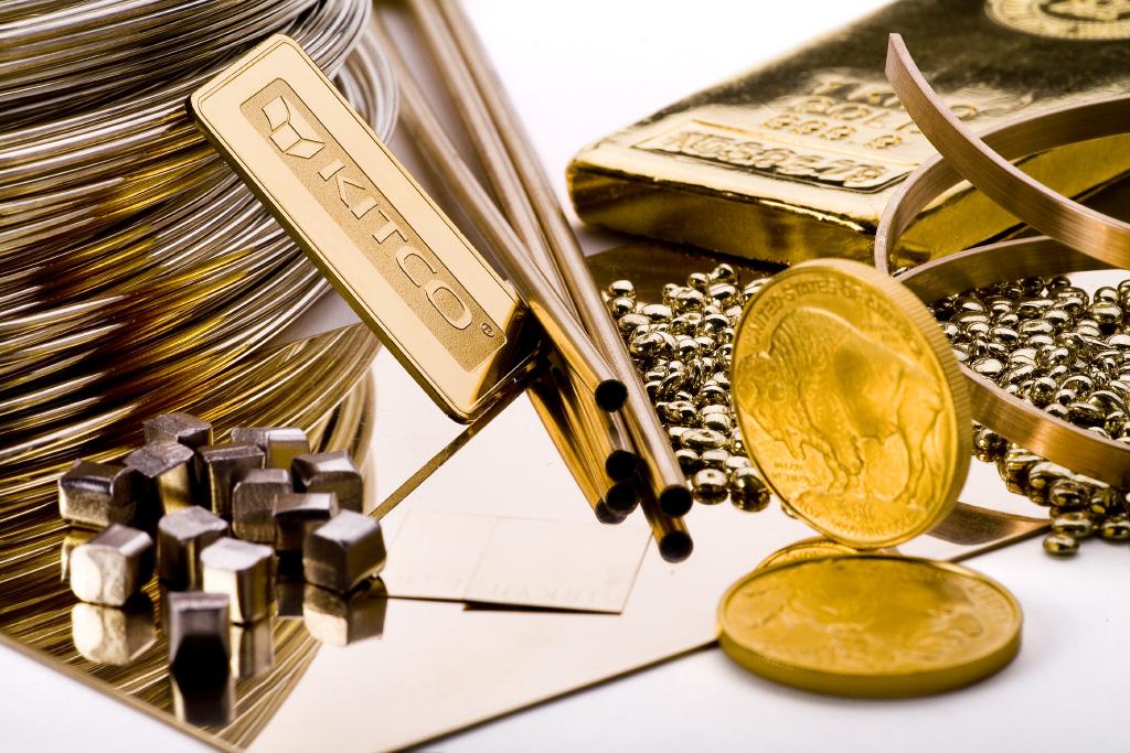 ETF Gold Holdings Rise