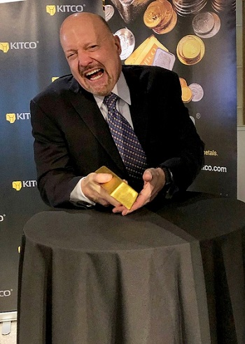 This Is The Gold Stock You Should Own — Jim Cramer