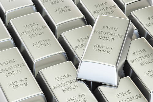 Rhodium Will Continue To Shine After Recent Production