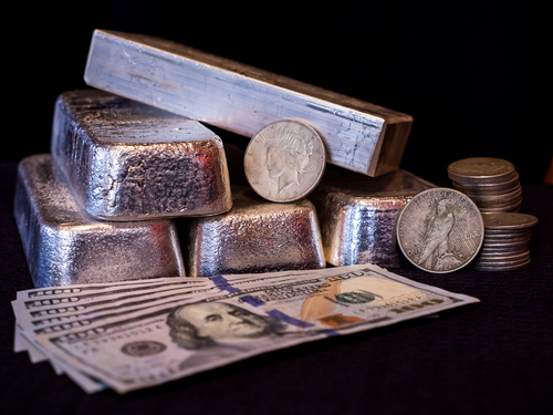 Silver Is 'The Best Buy' Right Now— Wells Fargo