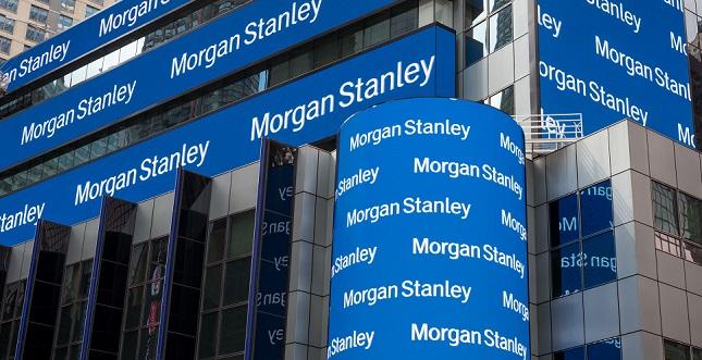 Morgan Stanley Makes 'Rare