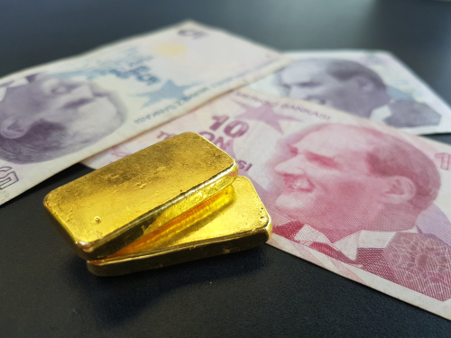 Turkey's Banks Dip Into Gold Reserves To Boost Cash Flow